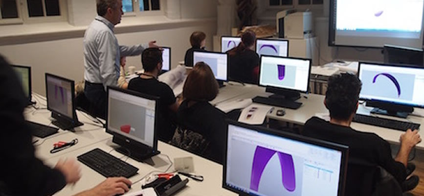bespoke jewellery design Aberdeen Official & Certified Rhino3d and Plugin Training